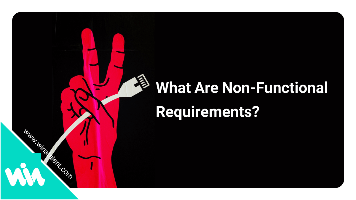 what are non-functional requirements? types and examples